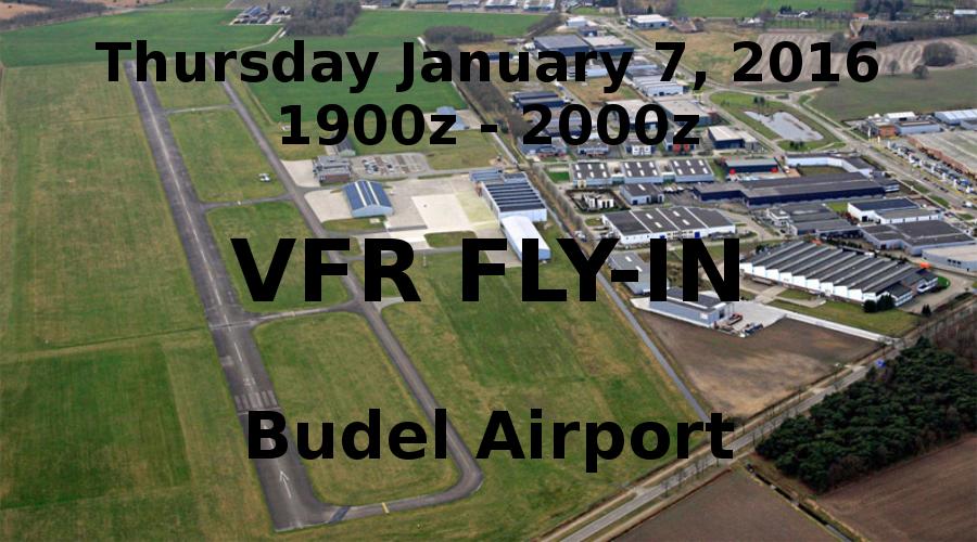 vfr fly-in Budel